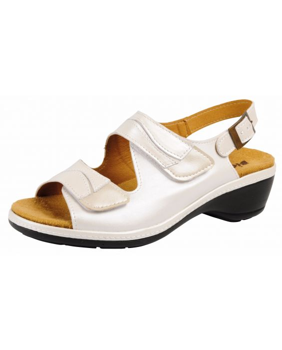 Bighorn sandaal 414 wit