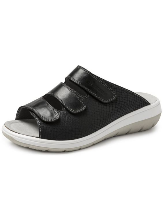 Bighorn slipper 4201 zwart