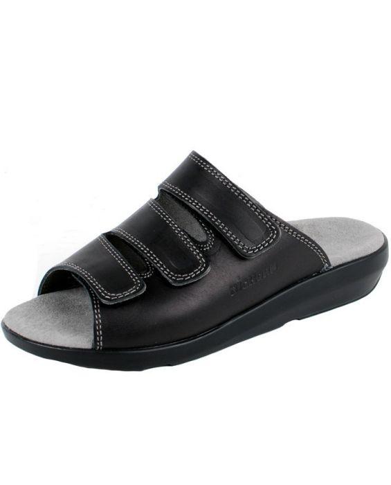 bighorn slipper 3201 zwart