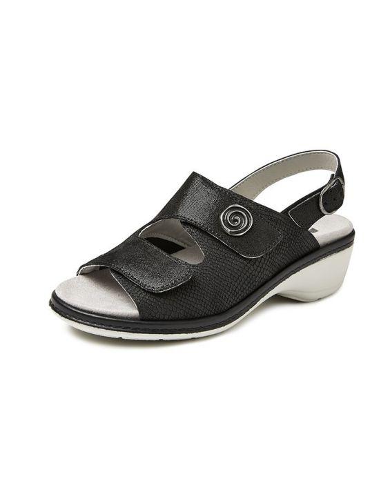 Bighorn sandaal 4977 zwart