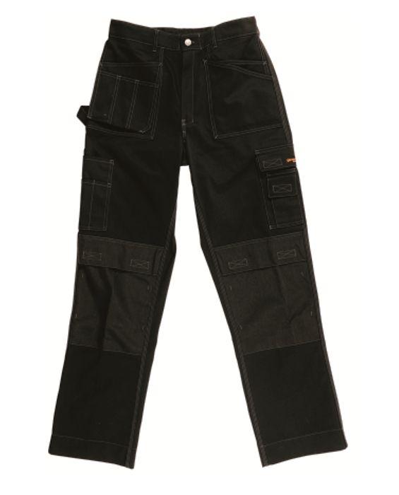 Werkbroek GW02 zwart