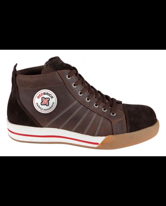 Redbrick Sneaker Smaragd