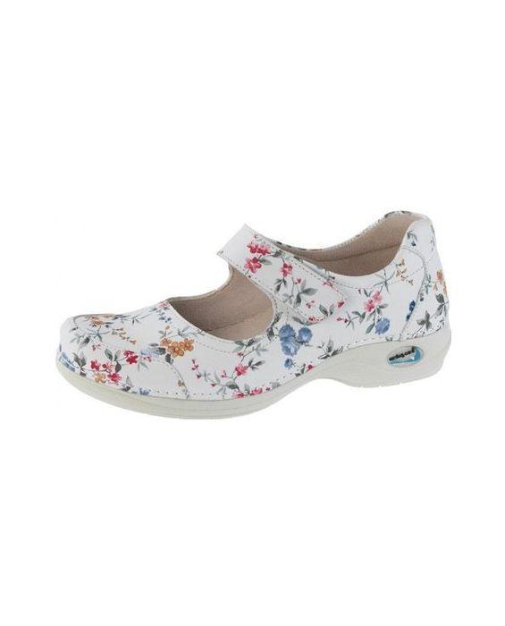 Wash & Go Flores leren schoen